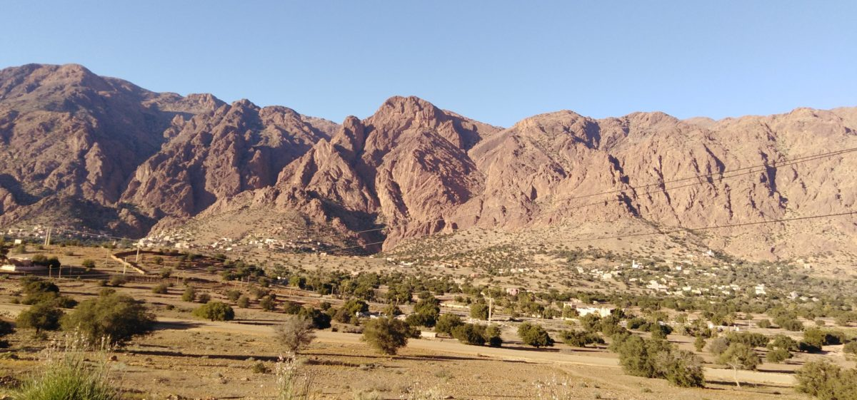 Tafraoute, Morocco – a Berber heartland in the Anti-Atlas Mountains