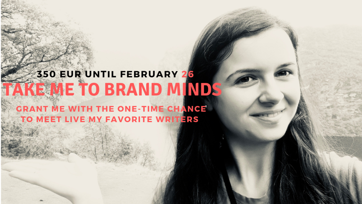 TAKE me to Brand Minds!