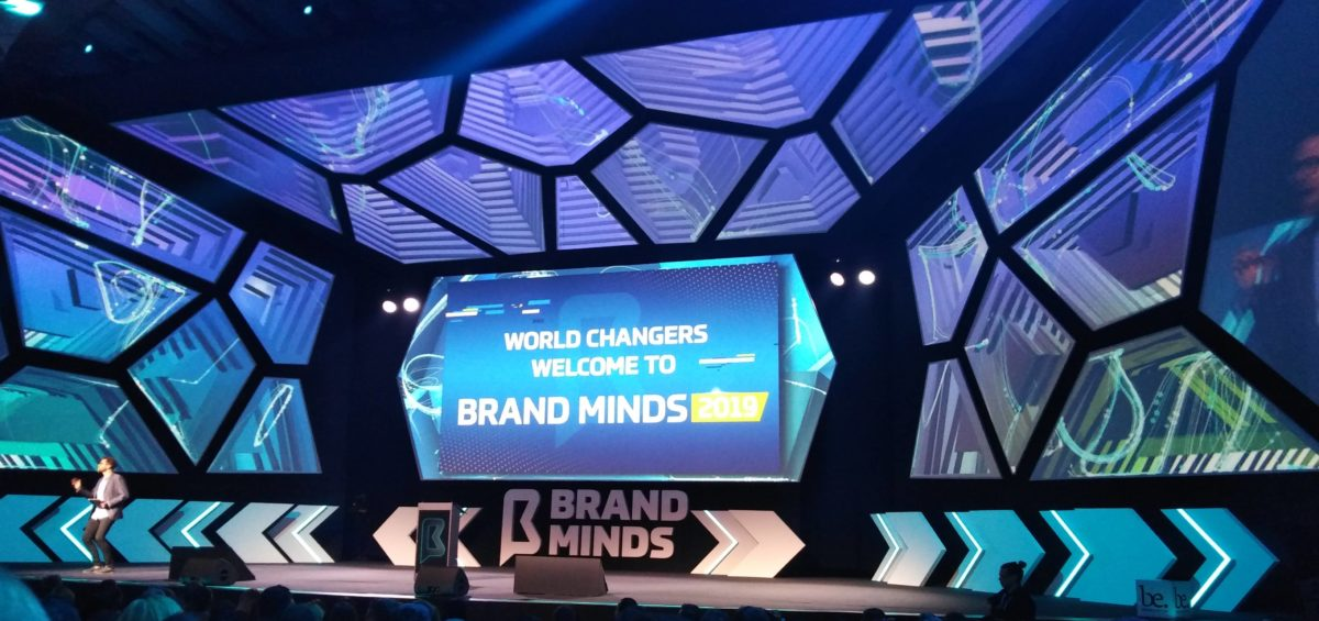 #BrandMinds2019 experience